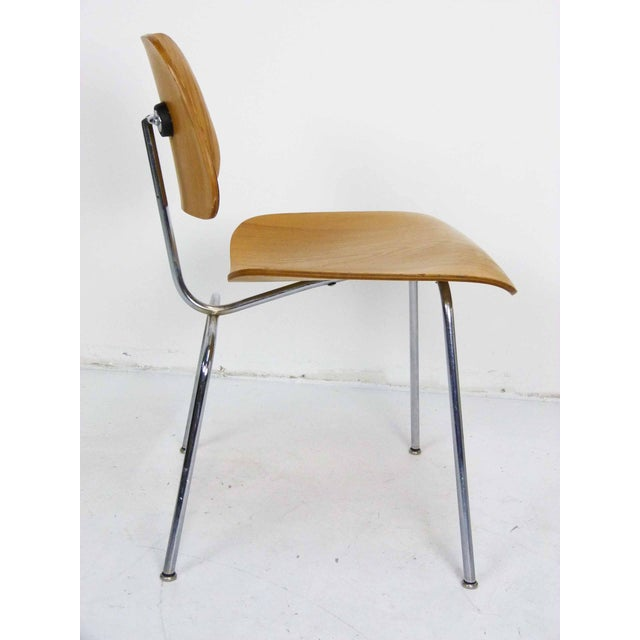 Eames DCM Dining Chair in Ash - Image 3 of 10
