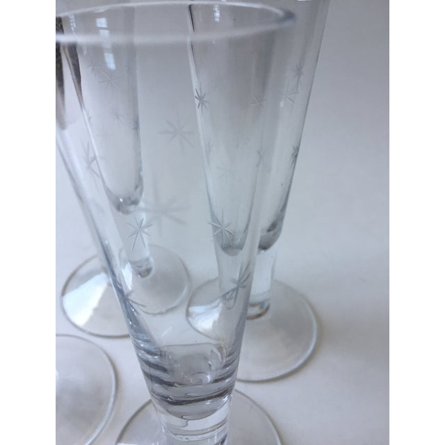 Vintage Mid-Century Shot Glasses - Set of 4 - Image 8 of 9