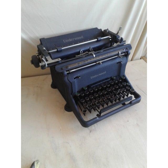 Antique Underwood Typewriter - Image 2 of 9