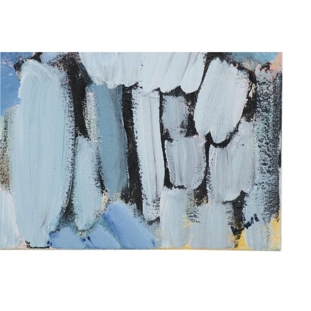 Canvas Original Acrylic Abstract Painting by Lee Hafer For Sale - Image 7 of 9