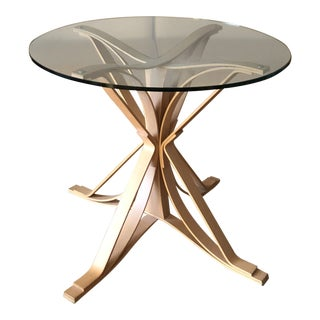 """Frank Gehry """"Face Off"""" Table"""