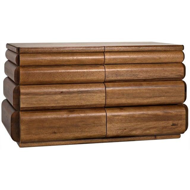Corinth Sideboard, Dark Walnut For Sale - Image 11 of 11