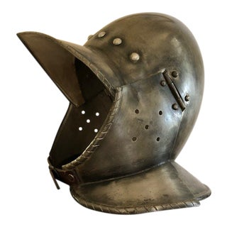 Scottish Burgonet Helmet Replica For Sale