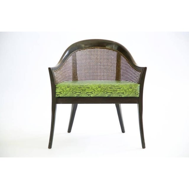 Mid-Century Modern Set of Harvey Probber Pull-Up Chairs For Sale - Image 3 of 11