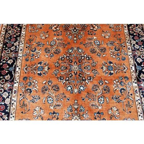 "Highly Detailed Persian Sarouk - 5' 8"" x 8' 6"" - Image 3 of 5"