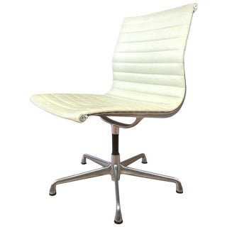 Eames Aluminum Group Side Chair for Herman Miller For Sale
