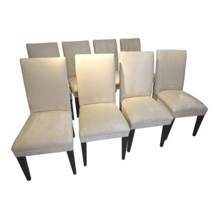 Swede Mitchell Gold - Bob Williams Dining Chairs - Set of 8 For Sale