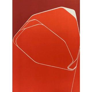 1970 Derriere Le Miroir Pablo Palazuelo Original Lithograph DM03184 For Sale