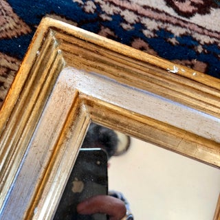 Vintage Small Florentine Wall Mirror Preview