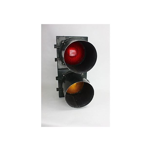 Authentic 2-Light Stoplight - Image 4 of 5