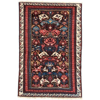Bidjov Kuba Rug - 3′10″ × 9′9″ For Sale