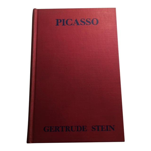 Picasso by Gertrude Stein 1939 Book - Image 1 of 11