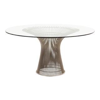Warren Platner for Knoll Dining Table