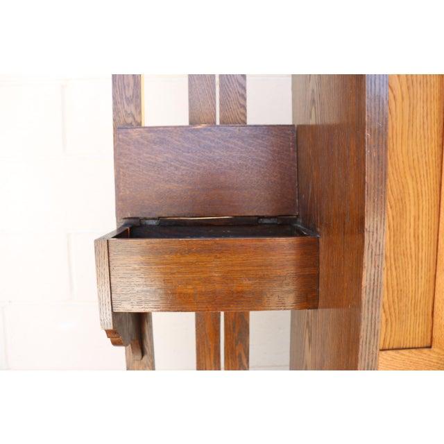Antique Curio Cabinet - Image 6 of 9