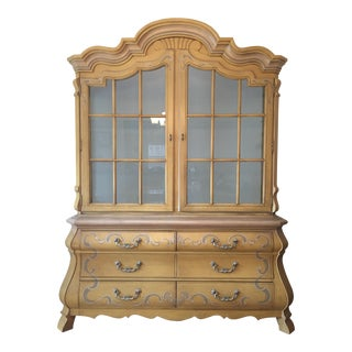 Drexel China Cabinet Credenza