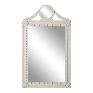 Swedish Neoclassical Style Carved Mirror For Sale