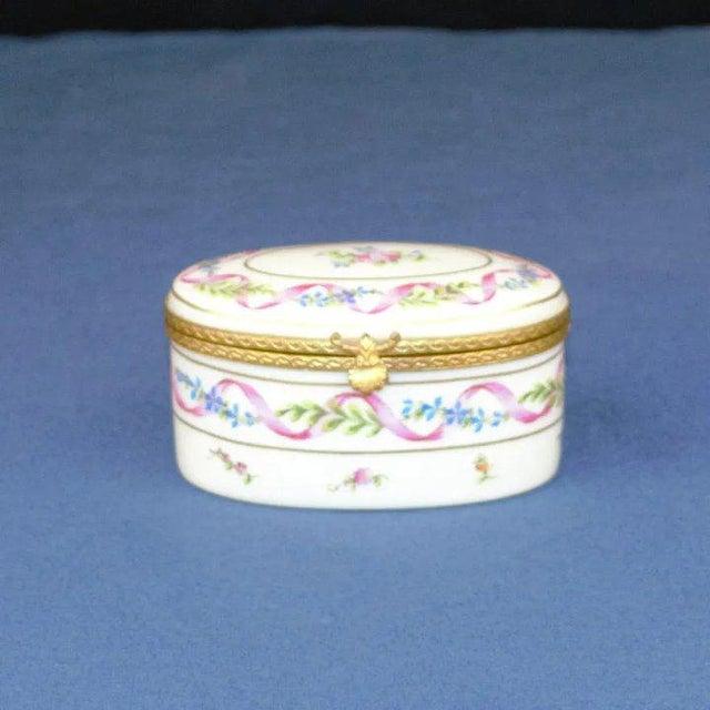 Atelier LeTallec Porcelain Box For Sale - Image 4 of 8