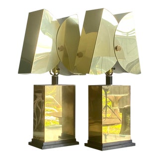 C. Jere Table Lamps - a Pair For Sale