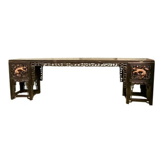Long Chinese Altar Table, circa 1850 For Sale