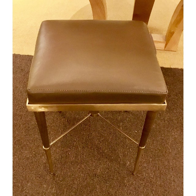 Caracole Haute Seat Stool - A Pair - Image 2 of 6
