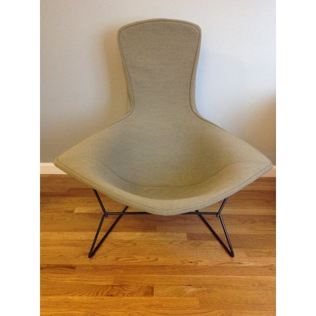 Harry Bertoia for Knoll Bird Chair & Ottoman For Sale In Saint Louis - Image 6 of 10