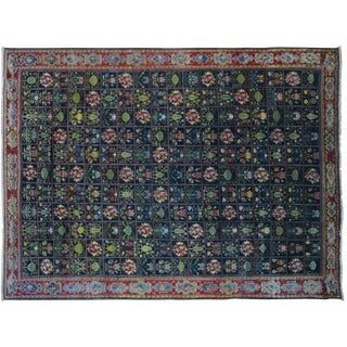 "Antique Persian Bakhtiari Rug - 13'9"" X 18'9"" For Sale"