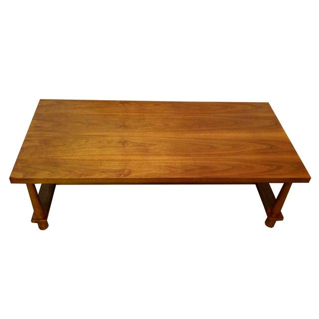 T.H. Robsjohn Gibbings for Widdicomb Coffee Table - Image 2 of 6