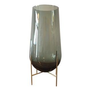 Echasse Glass Vase For Sale