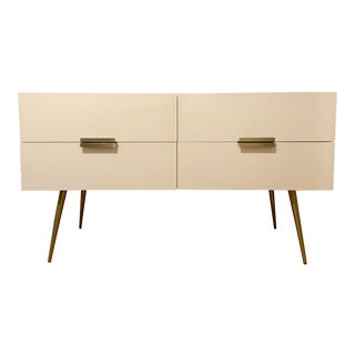 West Elm 4 Drawer Dresser For Sale