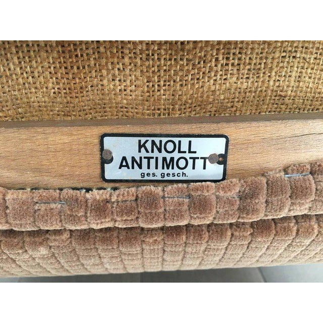 Rare Pair of Reclining Armchairs by Knoll Antimott - Image 10 of 11