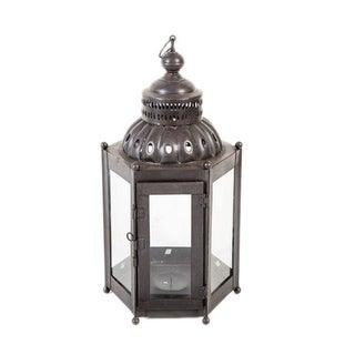 Marrakech Iron Lantern For Sale
