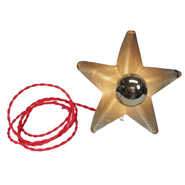 Aluminum Star Pendant Light - Image 4 of 4