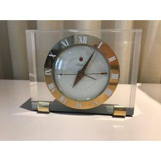 Mid-Century Lucite Clock Preview