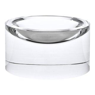 Round Crystal Bowl | Eichholtz Conex For Sale