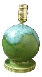 Image of Bottle Green Table Lamps