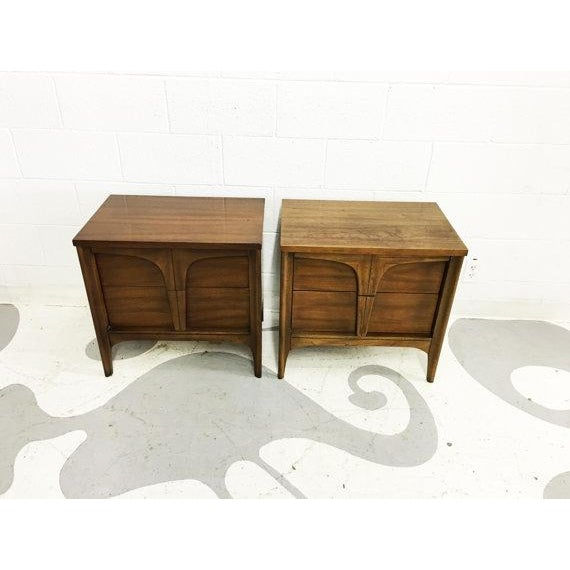 Mid-Century Modern Side Tables - A Pair - Image 3 of 6