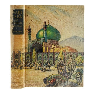 """Adventures of Hajji Baba of Ispahan"" 1937 Book"