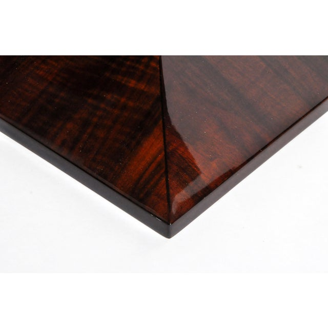 Art Deco Style Square Side Table For Sale - Image 11 of 11