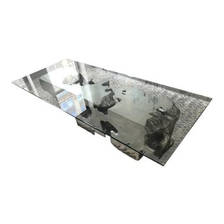 Organic - Contemporary Glass Coffee Table