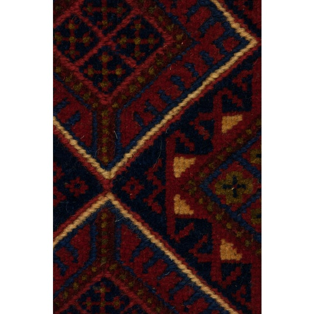 "New Traditional Hand Knotted Area Rug - 6'3"" x 9'6"" - Image 3 of 3"