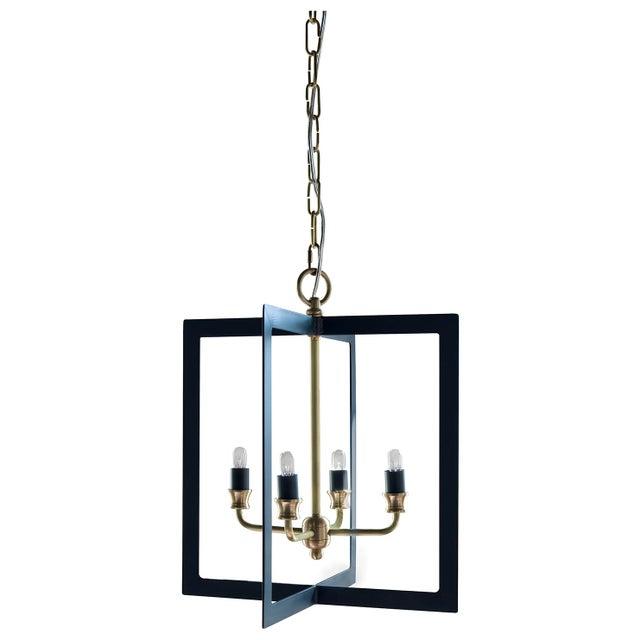 Contemporary vanCollier Aurelio Lantern For Sale - Image 3 of 3
