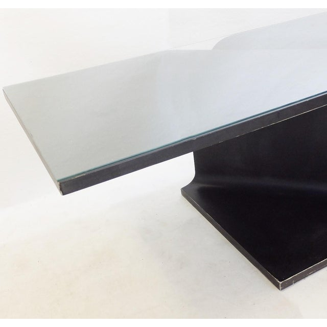 Mid-Century Modern Modulable Table by Claudio Salocchi for Sormani - Italy Circa 1960 For Sale - Image 3 of 5