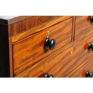 Early 19th Century English Mahogany Chest of Drawers Preview