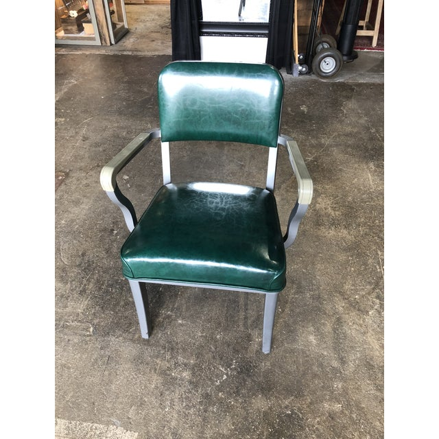 Mid 20th Century Steelcase Mid Century Industrial Chair For Sale - Image 5 of 5