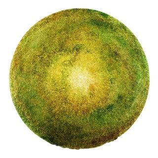 Tondo 180 Wall Light in Green Polycarbonate by Jacopo Foggini For Sale