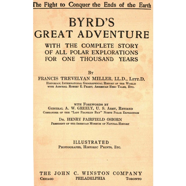 Byrd's Great Adventure For Sale - Image 4 of 5