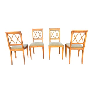 Vintage Mid Century Chairs - Set of 4 For Sale