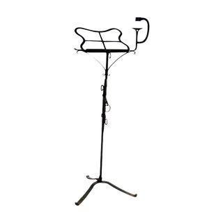 Antique Wrought Iron Music Stand