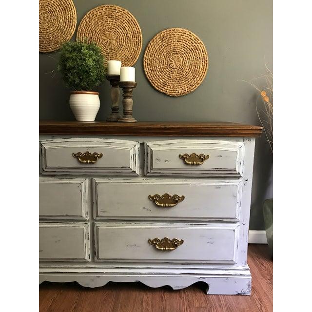 Vintage Distressed Dresser - Image 11 of 11