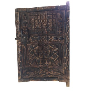 Dogon Door Mali African H For Sale